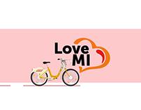 BIKE MI - LoveMi