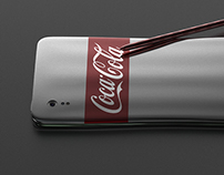 Coca-cola Smartphone