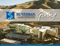 Huntsman Cancer Foundation Giving Cards