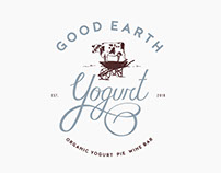 Good Earth Yogurt Pie & Wine Bar