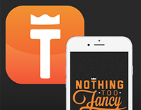 NothingTooFancy Application