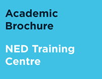 Academic Brochure - NED Training Centre