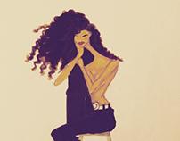 Chic Pose Series: Solange