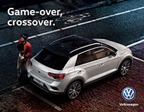 T-ROC - The biggest OOH in Europe