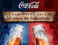 Parintins 2015 - Coca-Cola