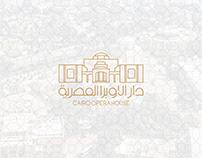 Cairo Opera House Branding & Way-Finding System