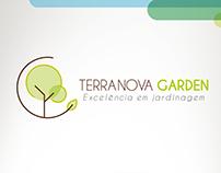 Identidade visual Terranova garden