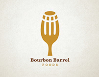 Bourbon Barrel Foods Rebrand