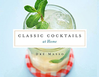 Classic Cocktails at Home