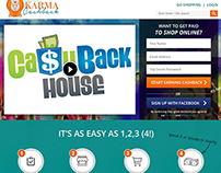 Good Karma Cashback project by iLead Digital