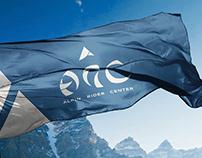 ARC ALPIN RIDER CENTER •• logo design / brand identity