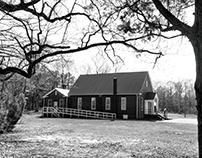 Old Waxhaw Presbyterian Church.
