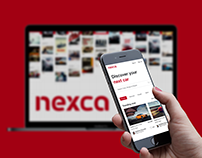 Nexca - E-Community for Car Enthusiasts.