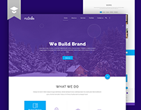 Matrox - Material Design Multi-Purpose HTML Template