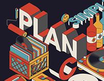 PlanC Flyer Motion