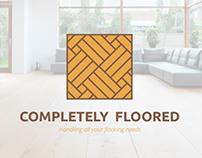 Floor company logo design