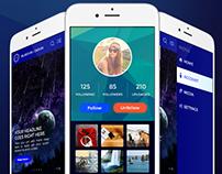 iPhone 6 UI Kit • Download Link