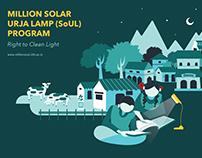 Million SoUL Success Stories // Cover Illustration