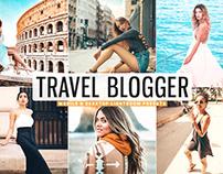 Free Travel Blogger Mobile & Desktop Lightroom Presets