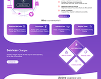 Sourcing Agent Landing Page