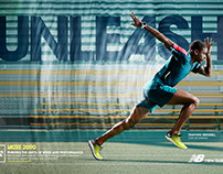 New Balance - Trayvon Bromell - Advertising
