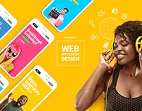 Web Application Design Tender.Buzz