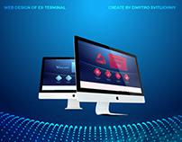 New design of ex-terminal | vixsy.com