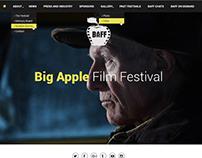 Website Film Festival