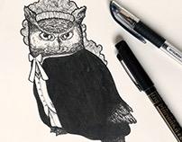 Judging Owl