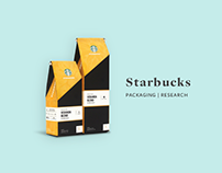 Starbucks Packaging | 1st Place Competition