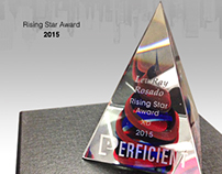 Rising Star Award - 2015 Agency Award