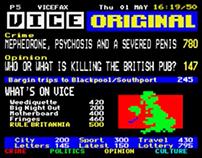VICE Rule Britannia - Ident & Research Document - 2015