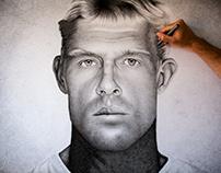 Mick Fanning Portrait