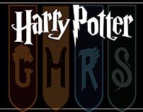 Cartazes Harry Potter