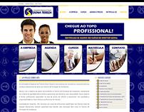 Website -Controladoria Regional de Trânsito Dona Tereza