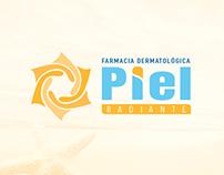 Piel Radiante Logo Design