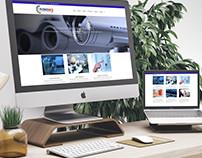 Diseño de Website - Tecnoseg Peru CCTV