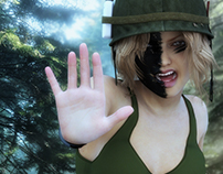 Pretty Soldier