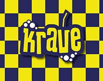 Krave Re-branding Case Study