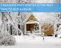 Tracey Rancifer | Winter Is The Best Time To Buy A Home