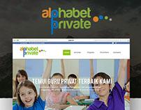 Redesign alphabetprivat.com