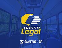 Sinalização dos pontos de vendas Passe Legal