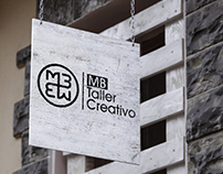 MB TALLER CREATIVO - LOGO DESIGN