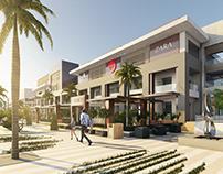 Family City Mall   Architectural Design.
