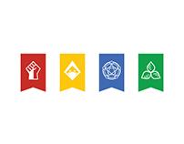 Journey into the Beyond | Symbol Design