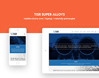TiSR Super Alloys