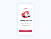 Day 12 • App Error UI Design