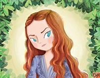 Sansa •Illustration•
