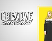 creative studio slideshow