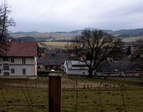 Manor house below Klenova Castle near Klatovy